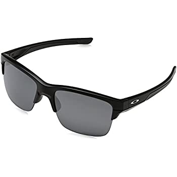 Oakley Two Face Sunglasses Black at Amazon Men's Clothing