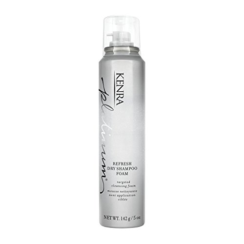 Kenra Platinum - Refresh Dry Shampoo Foam - 5oz by Kenra