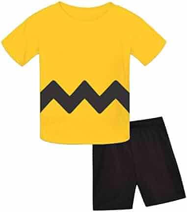 0a6e254621d Kids Halloween Costume - Yellow Zig Zag