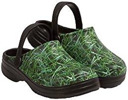 Kids Waterproof Premium Garden Clog-Grass Design