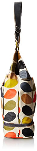 Orla KielyBaby Changing Bag - Bolsa mujer Varios Colores - Multicolour (Multi)