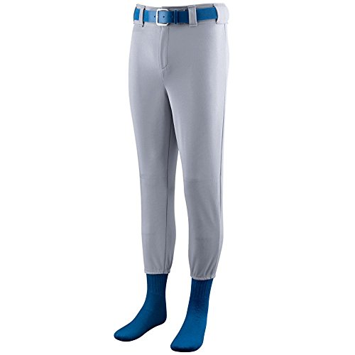 Augusta Sportswear Kids' Augusta Youth Softball/Baseball Pant, Blue Grey, Medium