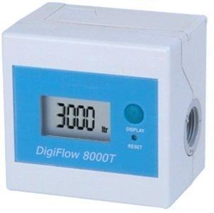 Digiflow 8000T Water Flow Meter With 3/8