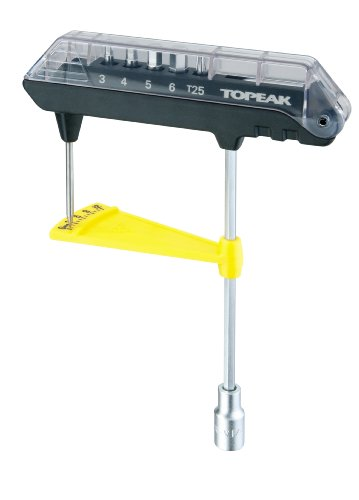 Topeak ComboTorq Wrench and Bit Set