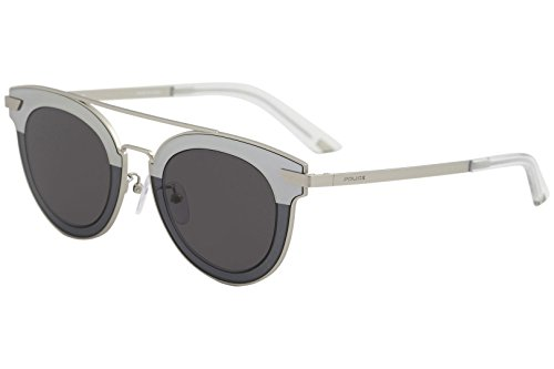 Sunglasses Police SPL 349 Matt Palladium - Police Sunglasses Designer