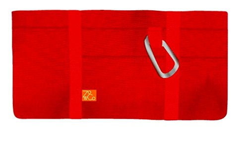 Zo&Co Original TravelTote - Red OneSize - Overhead Travel Bag Shopping Results