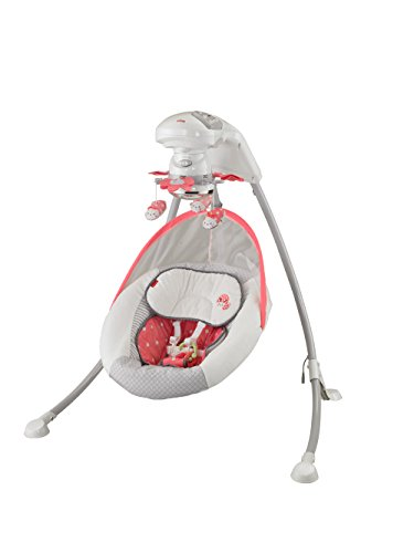 Fisher-Price My Little Snugabug Cradle 'N Swing by Fisher-Price