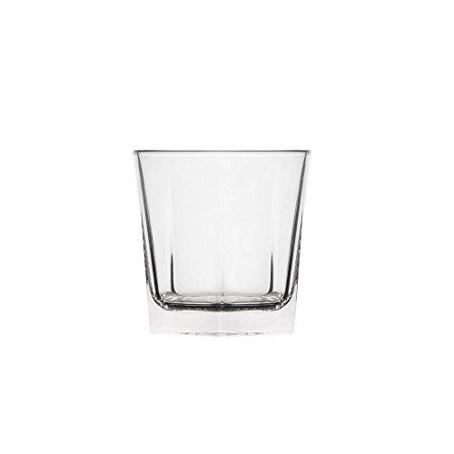 - Blazun PS-A29 Unbreakable Polycarbonate Jasper DOF Barware (Set of 6), 12.5 oz, Clear