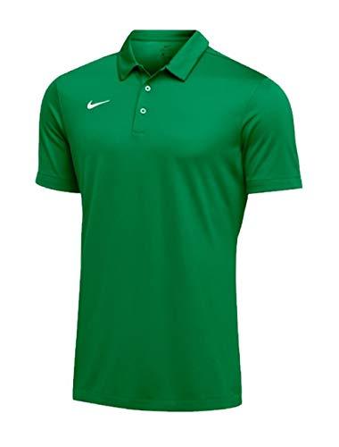 Nike Mens Dri-FIT Short Sleeve Polo Shirt (Large, Apple Green)