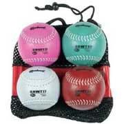 "Markwort 12"" Weighted Softballs from (Set of 4)"