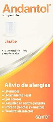 Andantol Jarabe, 115 ml