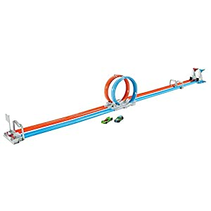 Hot Wheels Action Dual Loop...