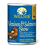 Venison and Salmon Stew Dog Food 12.50 Ounces (Case of 12)