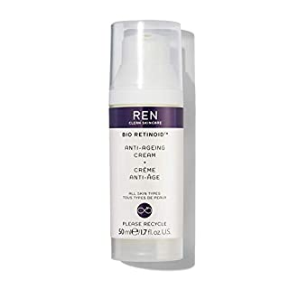 REN Clean Skincare Bio Retinoid Cream, 1.6 Fl Oz