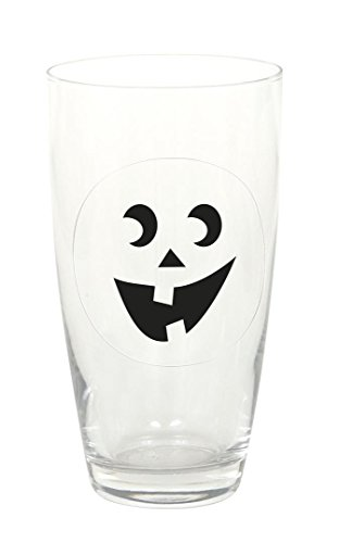 Pumpkin Faces Halloween Beverage Cling Drink Markers, 16ct