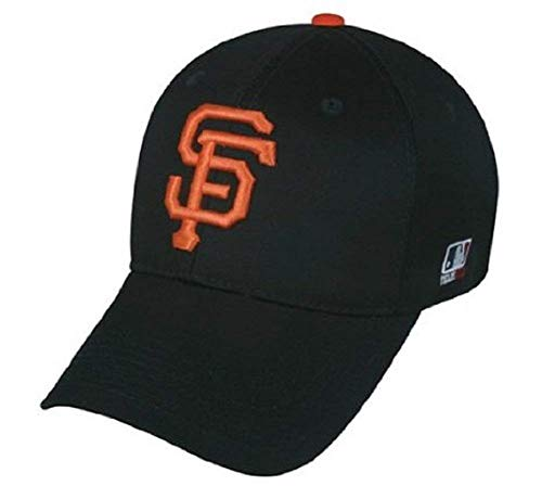 sports shoes c4e8b 48952 San Francisco Giants ADULT Adjustable Hat MLB Officially Licensed Major  League Baseball Replica Ball Cap