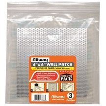 Wall Patch 6''X6'' 3pk