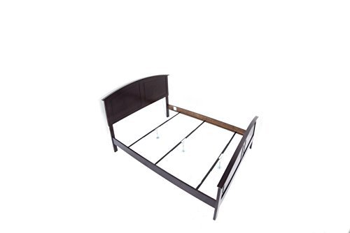 Mantua Replacement Slat Support System for Wood or Metal Beds, Metal Bed Slat System, Connects with Wooden or Metal Bed Rails