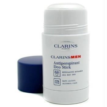 Clarins Antiperspirant Deodorant Stick 2.6 Oz by Clarins for - Men Anti Perspirant Deodorant Clarins Stick