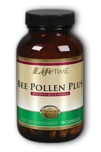 Lifetime Bee Pollen Plus, 90 Count
