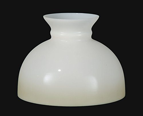 B&P Lamp Opal Glass Student Shade, Peach and Celery Tint by B&P Lamp