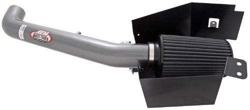 Aem Brute Force Air Intake System - AEM 21-8504DC Gun Metal Brute Force Intake System