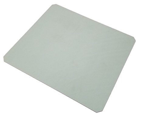 Green Silicone Rubber Heat Conductive Pad (14'' x 16'' x 1/8) by Essentialware