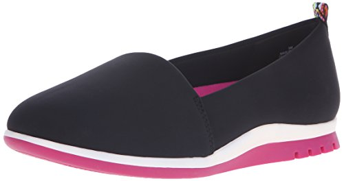 Black Flat Nine Fabric Women's Burkland West Ballet qq6YTU