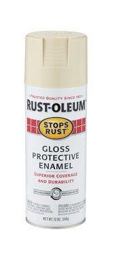 - 12 Oz Almond Gloss Protective Enamel [Set of 6]
