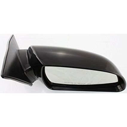HY1321149 Make Auto Parts Manufacturing New Front Right//Passenger Side Power Operated Heated Non-Folding Door Mirror For Hyundai Sonata 2006-2010