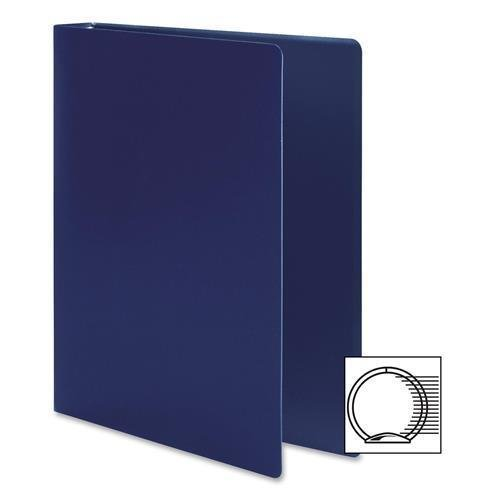 ACCO 39702 ACCOHIDE Poly Round Ring Binder, 23-pt. Cover, 1/2