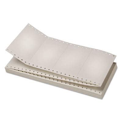Universal Continuous Unruled Index Cards, 3
