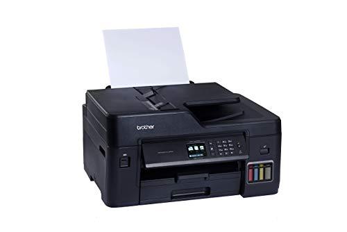 Brother MFC-T4500DW A3 Inkjet Multi-Function Printer (Black)