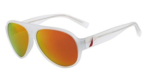 NAUTICA N6188S gafas de sol de cristal de 112 acabado mate ...