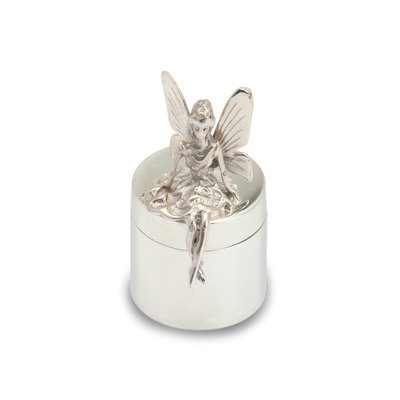 Krysaliis Sterling Silver Box Tooth Fairy by Krysaliis