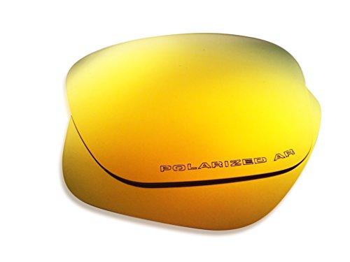 ORANGE Oakley Holbrook Lenses POLARIZED by Lens Swap. QUALITY & FITS - Holbrooks Sunglasses