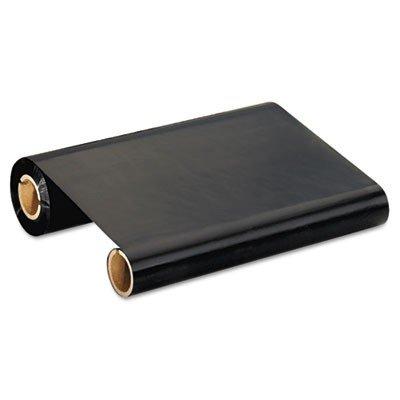 (FO15CR Premium Compatible Thermal Transfer Ribbon, Black)