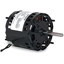 "Dayton 3M547 Electric Motor, 1/20 hp, 1550 rpm, 115V, 3.3"" Diameter"