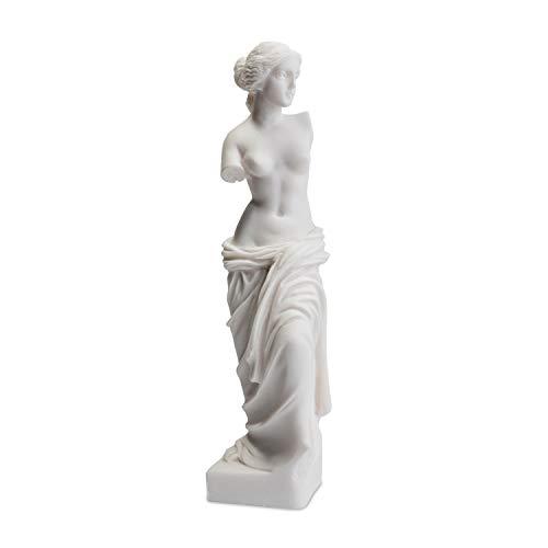 Delphis Alabaster Venus de Milo 6.3 inch -