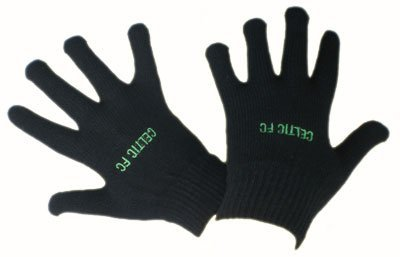 Celtic F.C Knitted Gloves