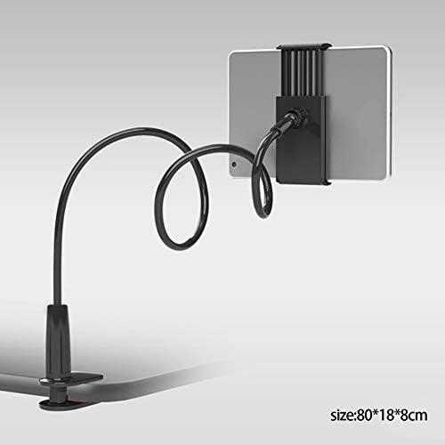 Rui Peng 携帯電話スタンド - 耐久性のある怠惰な電話ホルダーユニバーサル携帯電話スタンド360度柔軟回転タブレット怠惰なマウントブラケット (色 : 白)