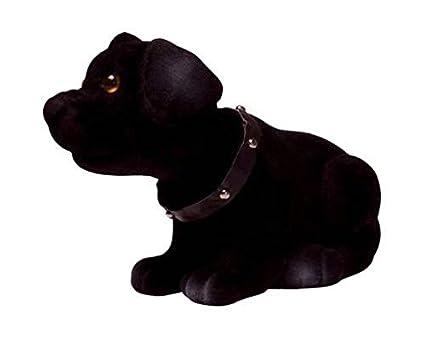 Silly SY7270 - Perro que mueve la cabeza, color negro
