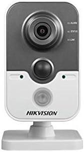 Opinión sobre Hikvision Digital Technology ds-2cd2442fwd-iw IP Security Camera Indoor & Outdoor Cube Black, White – Security Cameras (IP Security Camera, Indoor & Outdoor, Cube, Black, White, Ceiling/Wall, Plastic)