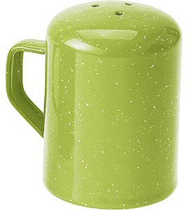 - GSI Outdoors Pepper or Spice Shaker with 6 Holes, Green