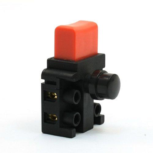 DealMux ricambio Interruttore Parte DPST trigger per Makita 5016 Sega a catena elettrico