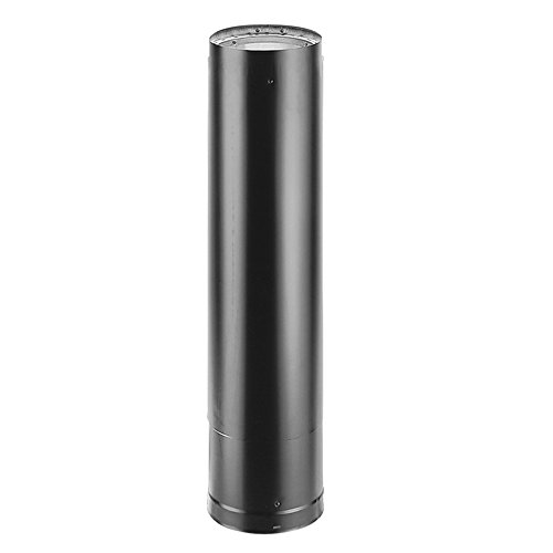 8 inch single wall stove pipe - 4