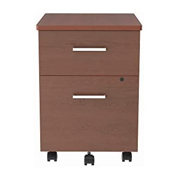 Amazon Com Linea Italia Locking 2 Drawer Metal File
