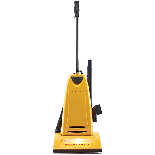 Carpet Pro CPU-1T Heavy Duty Household Upright Vacuum with O