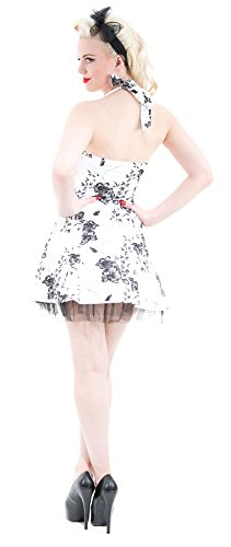 Love Camden - Robe -  Femme Blanc Blanc