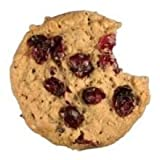 Davids Cookies Orange Cranberry Oatmeal Cookie Dough, 1.5 Ounce -- 213 per case.